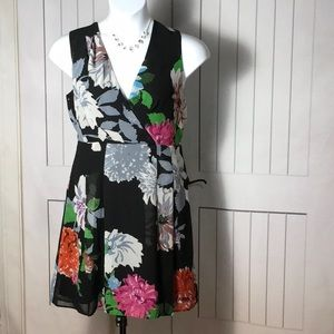 KIRNA ZABETE FLORAL DRESS SIZE 12